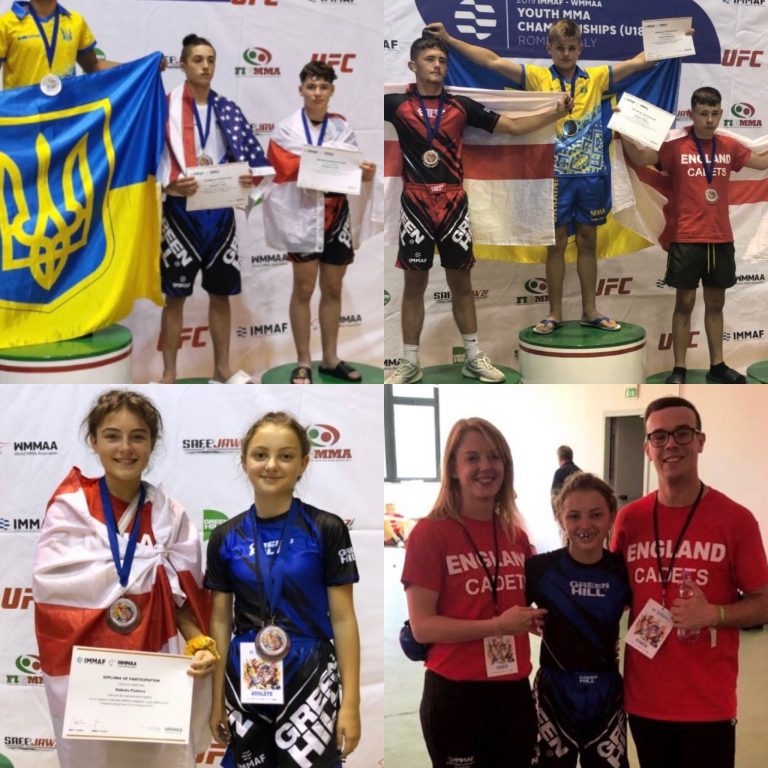 Cadets – Rankings