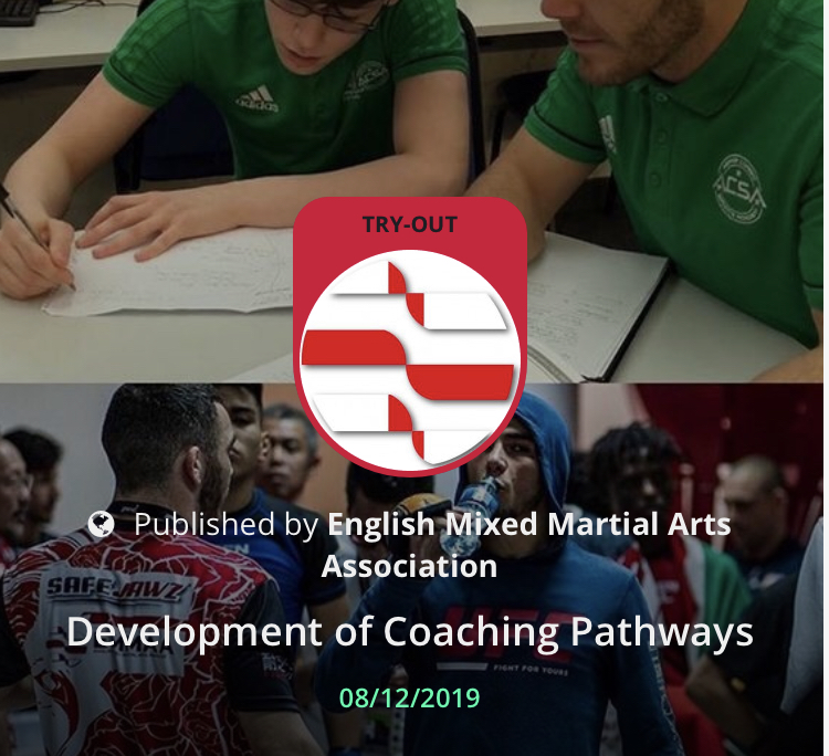 Development of Coaching Pathways