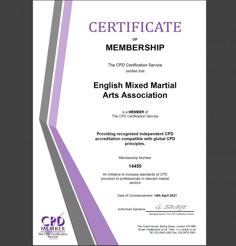 EMMAA announces its membership to the CPD Accreditation Service